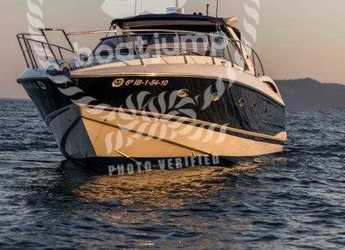 Rent a yacht in Marina Botafoch - Sunseeker Portofino 47
