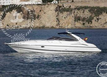 Rent a yacht in Marina Botafoch - Sunseeker Superhawk 34