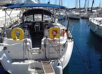 Alquilar velero Beneteau 50 Celebration en Puerto Deportivo Radazul, Tenerife