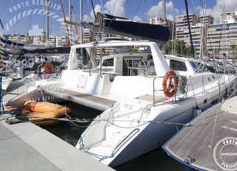 Rent a catamaran in Puerto Deportivo Radazul - Voyage 440