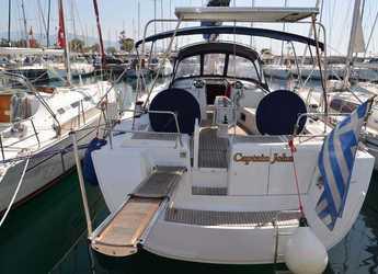 Rent a sailboat in Alimos Marina Kalamaki - Oceanis 54