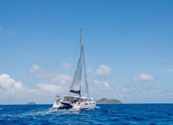 Alquilar catamarán en Jolly Harbour - Nautitech Open 40
