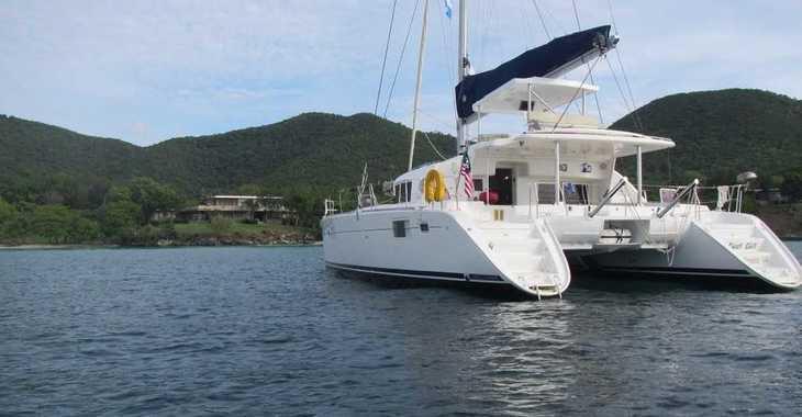 Alquilar catamarán Lagoon 440 en Jolly Harbour, Antigua