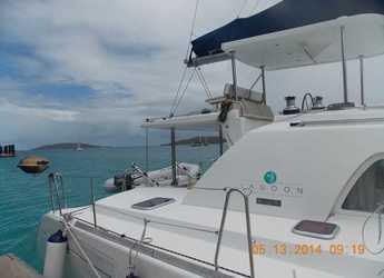 Alquilar catamarán en Jolly Harbour - Lagoon 440