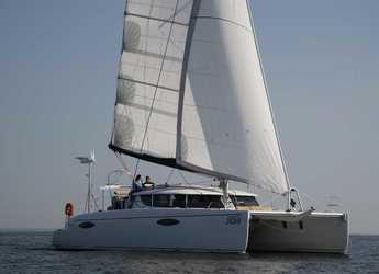 Alquilar catamarán en Jolly Harbour - Orana 44