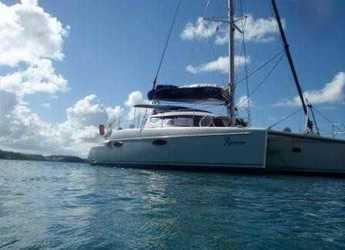 Alquilar catamarán en Jolly Harbour - Lavezzi 40