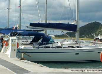 Rent a sailboat in Jolly Harbour - Bavaria 40