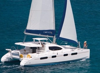 Rent a catamaran in True Blue Bay Marina - Leopard 46