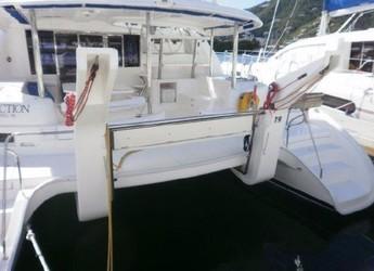 Rent a catamaran Leopard 46 in True Blue Bay Marina, True Blue