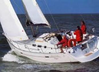 Chartern Sie segelboot Oceanis 37 in True Blue Bay Marina, True Blue