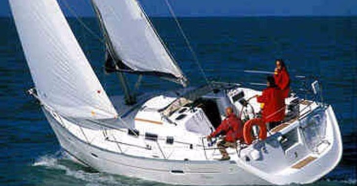 Rent a sailboat in True Blue Bay Marina - Oceanis 373