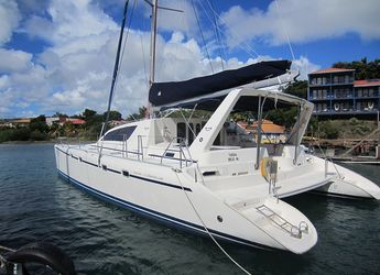 Rent a catamaran in True Blue Bay Marina - Leopard 4700