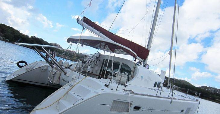 Alquilar catamarán Lagoon 410 en True Blue Bay Marina, True Blue