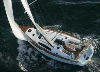 Rent a sailboat in Blue Lagoon - Oceanis 40