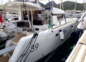 Rent a catamaran in Blue Lagoon - Lagoon 39