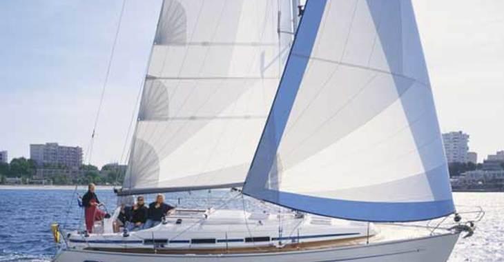 Rent a sailboat in Blue Lagoon - Bavaria 36
