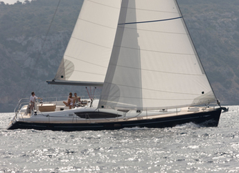 Rent a sailboat in Blue Lagoon - Sun Odyssey 50 DS
