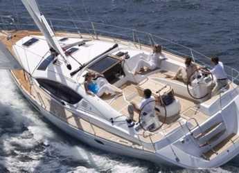 Chartern Sie segelboot Sun Odyssey 45 DS in Blue Lagoon, St. Vincent
