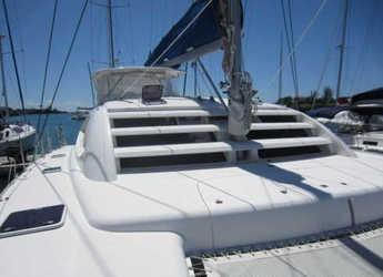 Alquilar catamarán Leopard 46 en Blue Lagoon, San Vincent