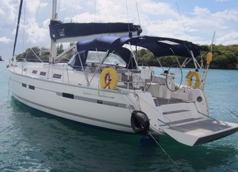 Rent a sailboat in True Blue Bay Marina - Bavaria Cruiser 45