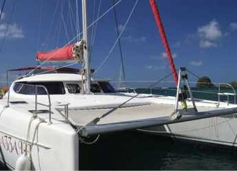 Rent a catamaran in Blue Lagoon - Bahia 46