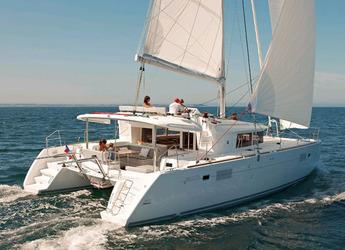 Alquilar catamarán en Marina Cienfuegos - Lagoon 450 F