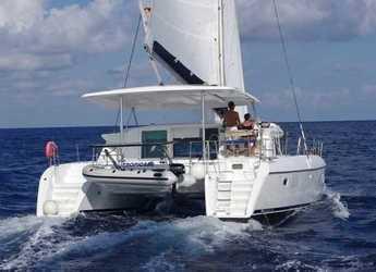 Alquilar catamarán Lagoon 420 en Marina Cienfuegos, Cienfuegos