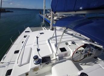 Alquilar catamarán en Marina Cienfuegos - Lagoon 440