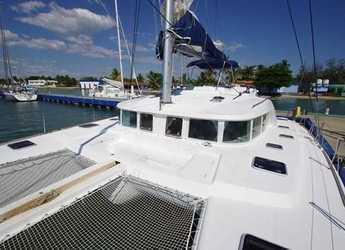 Alquilar catamarán Lagoon 440 en Marina Cienfuegos, Cienfuegos