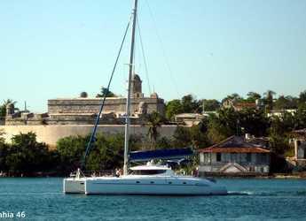Rent a catamaran in Marina Cienfuegos - Bahia 46