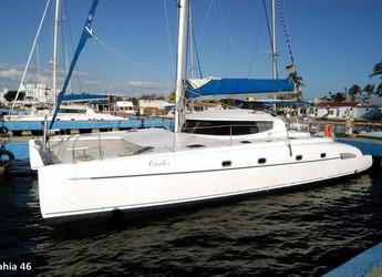 Alquilar catamarán en Marina Cienfuegos - Bahia 46