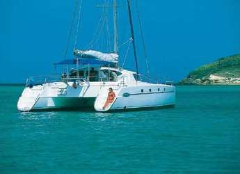 Alquilar catamarán en Marina Cienfuegos - Belize 43