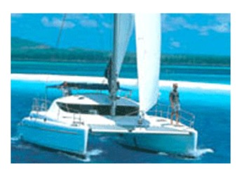 Rent a catamaran in Marina Cienfuegos - Athena 38