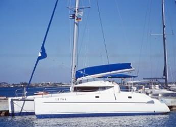 Alquilar catamarán Athena 38 en Marina Cienfuegos, Cienfuegos