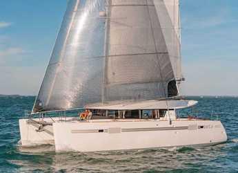 Alquilar catamarán en Puerto del Rey Marina - Lagoon 450 S