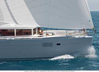 Alquilar catamarán en Puerto del Rey Marina - Lagoon 450