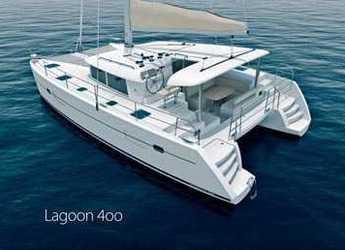 Louer catamaran à Puerto del Rey Marina - Lagoon 400