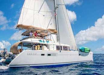 Alquilar catamarán en Puerto del Rey Marina - Lagoon 560 S2