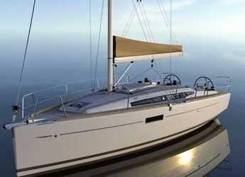 Chartern Sie segelboot in Puerto del Rey Marina - Sun Odyssey 349