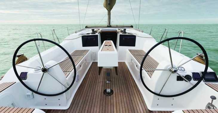 Rent a sailboat Dufour 382 Grand Large in Palm Cay Marina, Nassau