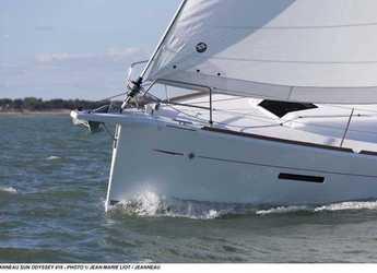 Alquilar velero Sun Odyssey 419 en Palm Cay Marina, Nassau