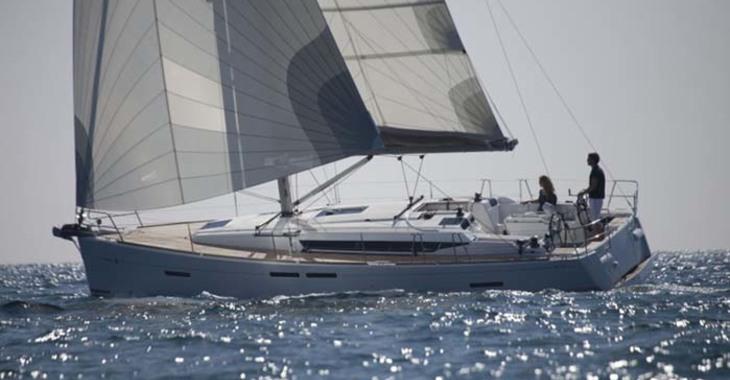 Rent a sailboat Sun Odyssey 409 in Palm Cay Marina, Nassau