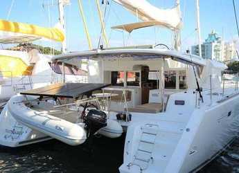 Louer catamaran Lagoon 450 à Palm Cay Marina, Nassau