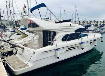 Rent a yacht in Marina Deportiva Alicante - Astondoa 395