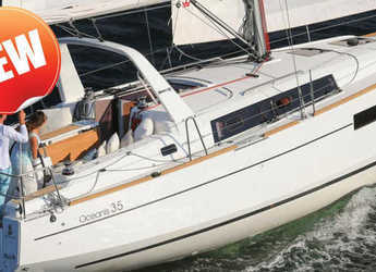 Rent a sailboat in Port Purcell, Joma Marina - Oceanis 350