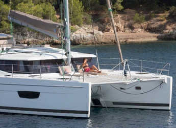 Chartern Sie katamaran in Port Purcell, Joma Marina - Helia 44 Evolution