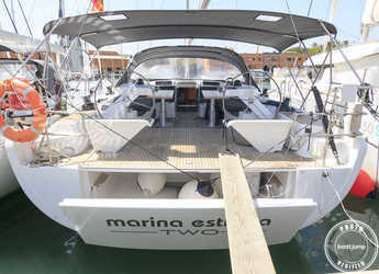 Rent a sailboat in Muelle de la lonja - Hanse 575