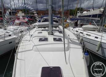 Rent a sailboat in Muelle de la lonja - Hanse 575