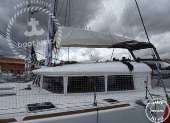 Rent a catamaran in Muelle de la lonja - Lagoon 400 S2