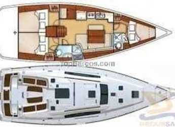 Rent a sailboat Oceanis 40 in Marina Isla Canela, Ayamonte